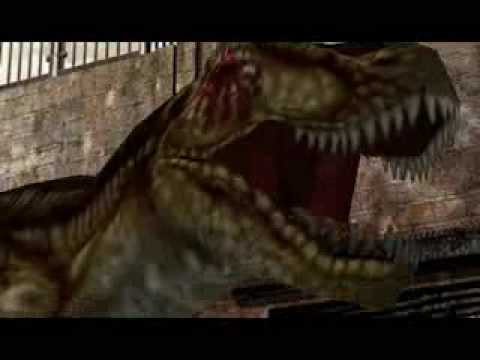 Dino Crisis 2 (PC) Walkthrough 12 -- Triceratops