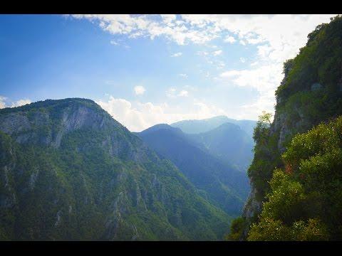 Греция. Гора Олимп и пещера Св. Дионисия