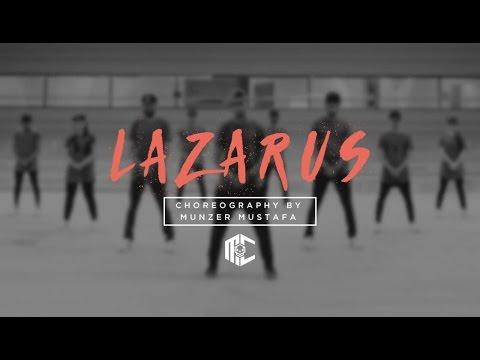 Trip Lee - Lazarus Choreography   Monster Crew