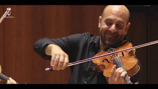 Musethica Israel 5th int' Festival 2018: Brahms String Quintet No. 2 in G major, Allegro Non Troppo