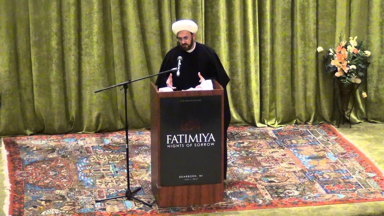 March 5 Fatimiyah Program at the Islamic House of Wisdom