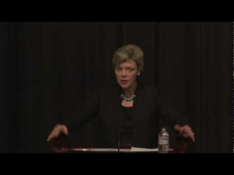 "Cokie Roberts - ""An Insiders View of Washington"""