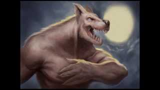 How to Draw a Werewolf in Draw Fantasy Art