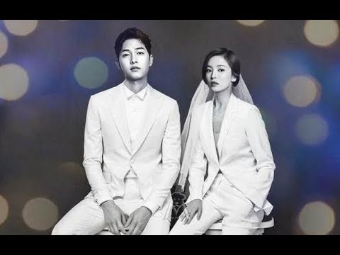 Song Joong Ki And Song Hye Kyo's Black-And-White Wedding Photo Revealed?