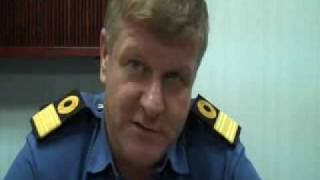 NATO Commodore Steve Chick on Pirates