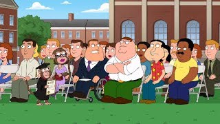 Peter Blackmails Joe | Family Guy
