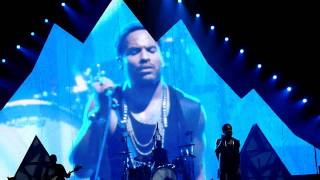 Lenny Kravitz - Stand by my woman (live)