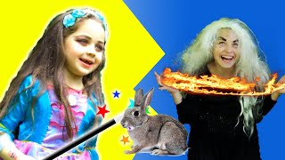 Where Rabbits Run Or A Modern Tale About Naughty Children | Modern English Fairy Tales by Chiki-Piki