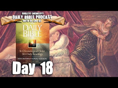 In Egypt, Joseph Becomes A House Jew 3 Times || Daily Bible Podcast, Day 18