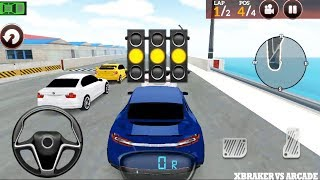Drive for Speed Simulator Blue Edison Car Unlocked and New Wheels - Android GamePlay HD
