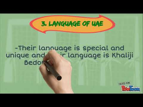 Uae Cultural And Traditions Youtube
