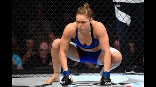 Interview:  MMA fans express how they feel about Ronda Rousey's legacy at Barboza vs Lee