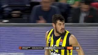 Nikola Kalinic highlights (Darussafaka-Fenerbahce: 75-97)