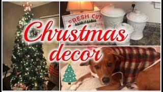 MY CHRISTMAS HOME DECOR! | Taren Denise