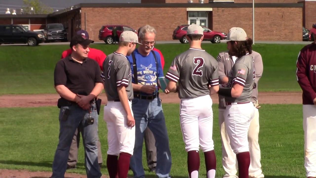 NCCS - Plattsburgh Baseball  5-20-19