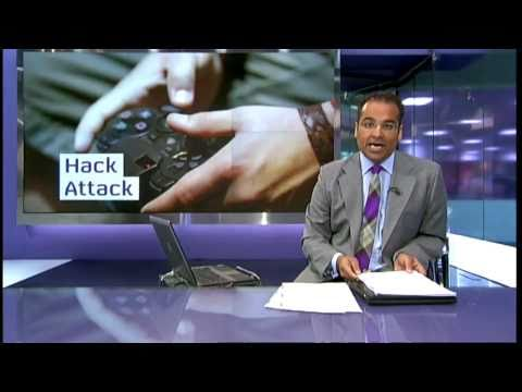 Hack attack on Sony Playstation Network