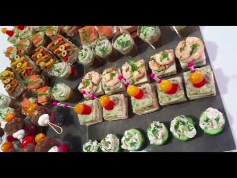 10-canapés-apéritifs-/apéro-dinatoire-avec-variétés-de-canapés-salés-et-verrine-ممللحات-بالعربية
