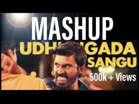 Udhungada Sangu - Velai Illa Pattathari Official Full Song