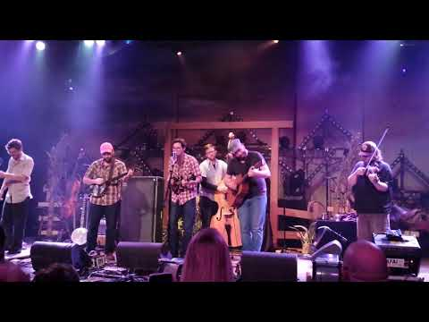 """Pert Near Sandstone 10.29.16, """"Freight Train Blues"""" end, House Of Blues, Chicago"""