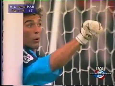 Parma - Milan. Supercoppa Italiana-1999 (2-1)
