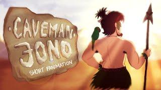 CAVEMAN JONO || Short Fanimation (w/ JonTron)