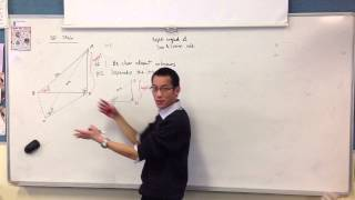 3D Trigonometry Example Question
