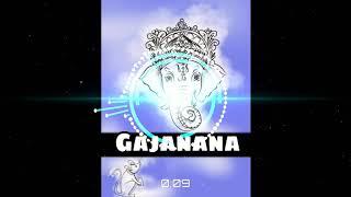 Gajanana◆(Bajirao Mastani)◆ 【Bomb Drop  Remix】