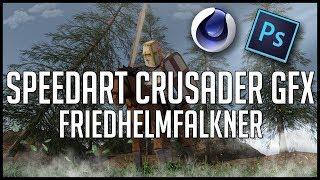 Roblox GFX Speedart #3 - Crusader