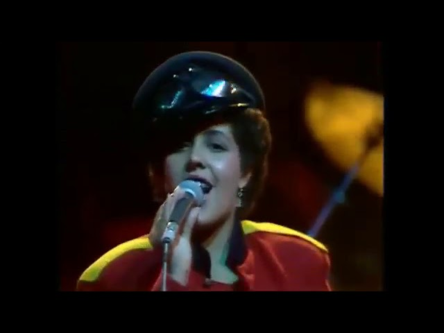 Poly Styrene and X Ray Spex - Old Grey Whistle Test