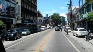 Drive through Olongapo City, Philippines (Part 2)