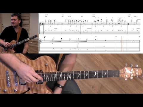 "Guitar Lesson: Robben Ford On ""Revelation"" - Jazz/Blues/Fusion"
