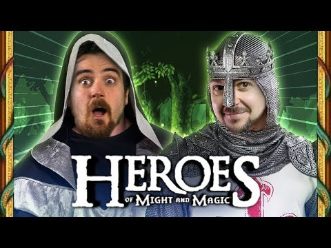 Heroes Of Might And Magic - Lewis & Ben Save The World - 2nd January