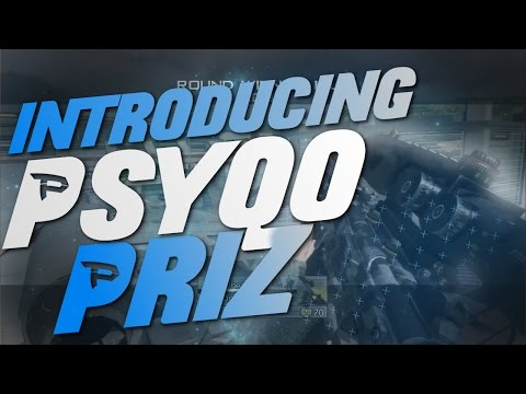 Introducing PsyQo Priz! - A MW2 Trickshotting Montage