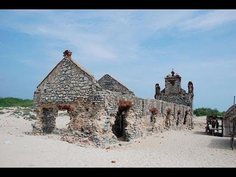 Dhanushkodi - The Ghost Town In A Minute   Curly Tales