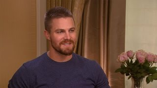 Stephen Amell Reveals What It