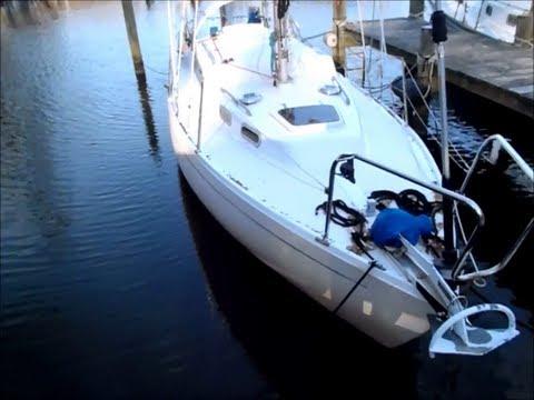 I'm On A Boat - Solar Vent Installation