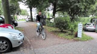 Typisch Fahrrad