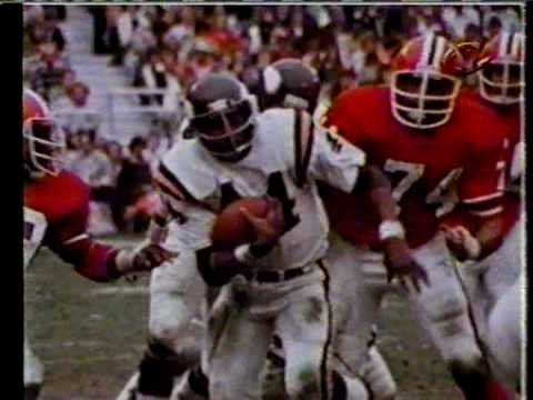 Chuck Foreman running back
