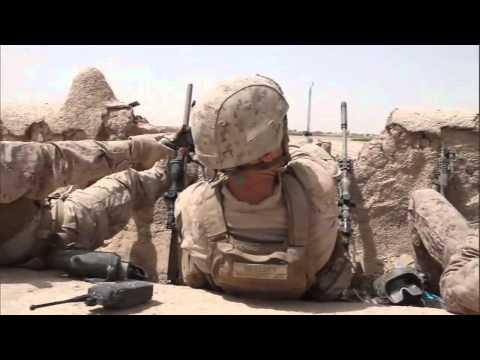 U.S Marines Sniper Marines with 1st Battalion HD (720p)