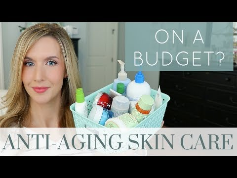 Affordable Anti-Aging Skincare Products | Beauty Over 40