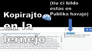 Kion mi instruis hieraŭ – pri kopirajto | Esperanto vlogo