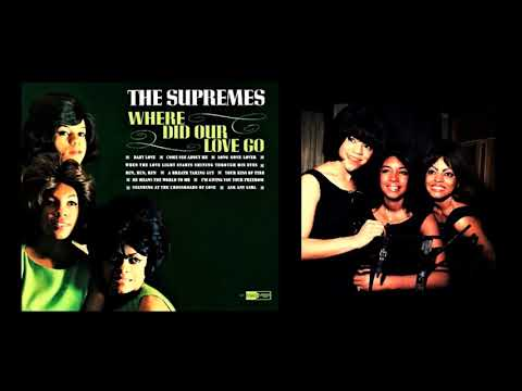 THE SUPREMES -  He Means The World To Me