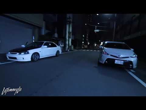 My Kanjozoku Experience roaming the streets in Osaka Japan