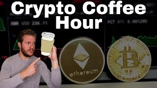 I'm Outta Here - Crypto Coffee Hour