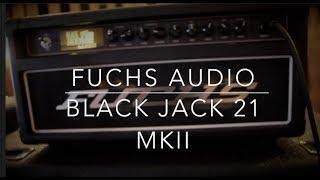 Fuchs Blackjack 21 Demo I Shred Shed