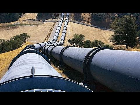 The Alaskan Pipeline - Mega Structure | National Geographic