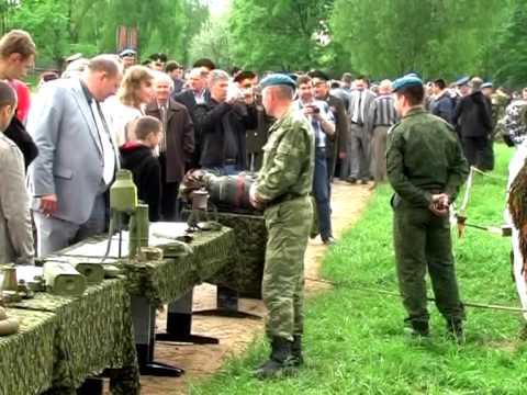 Встреча ветеранов 334-го ООСпН в Марьиной Горке