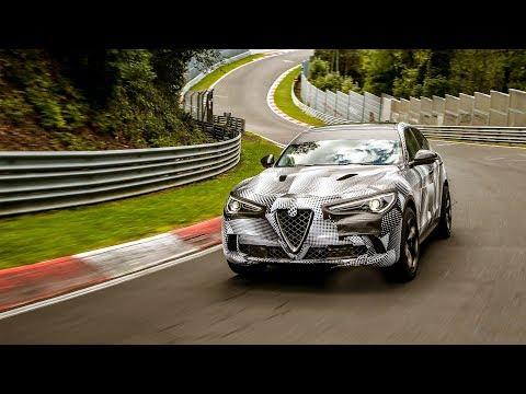 King of The 'Ring | Stelvio Quadrifoglio | Alfa Romeo USA