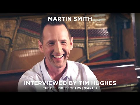 Martin Smith Interview - The Delirious? Years (Part 1 of 2)