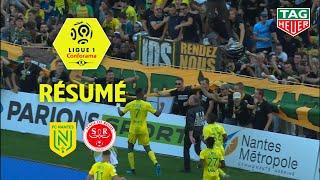 FC Nantes - Stade de Reims ( 1-0 ) - Résumé - (FCN - REIMS) / 2019-20